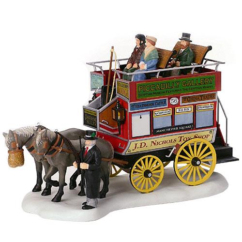 Village Idiotz - Department 56 - Dickens' Village Series - Omnibus - 56-58569