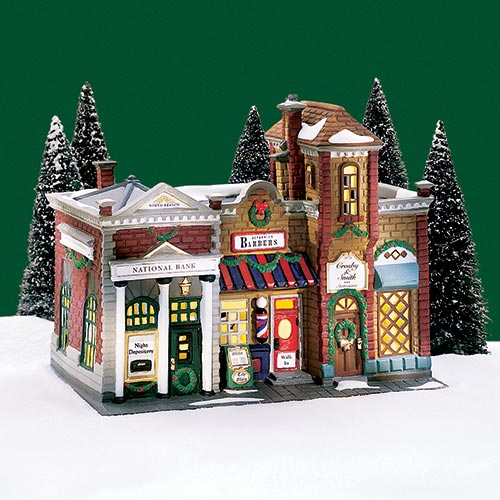 village idiotz department 56 christmas in the city series riverside row shops