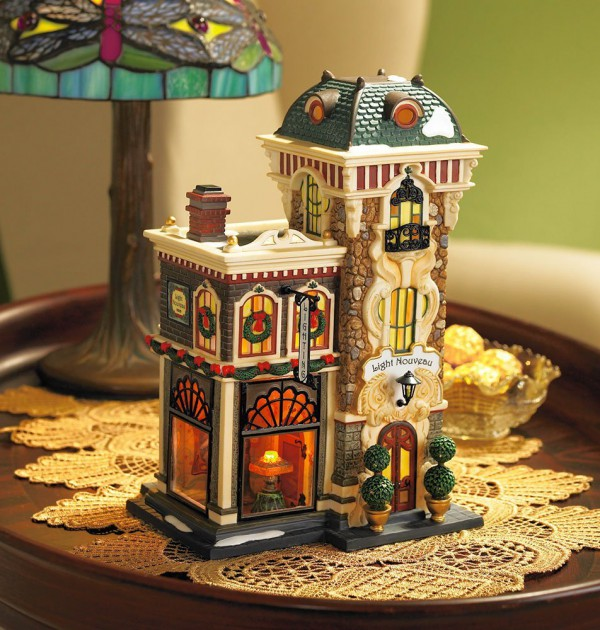 village idiotz department 56 christmas in the city series light nouveau 56