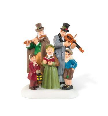 Village Idiotz - Department 56 - Dickens' Village Series - Dickens' Carolers - 807230