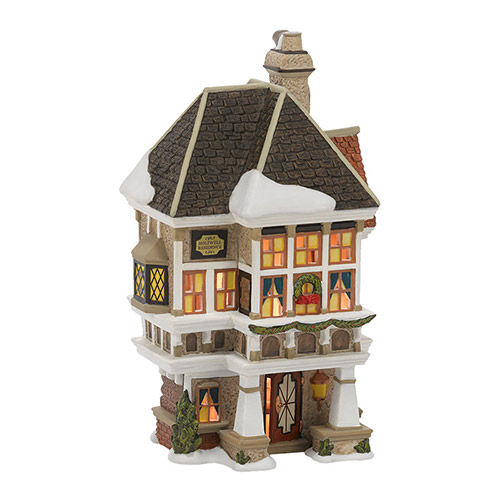 Village Idiotz - Department 56 - Dickens' Village Series - Nephew Fred's Home - 4036525