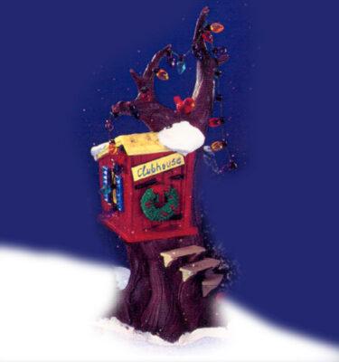 Village-Idiotz-Department-56-51683-The-Original-Snow-Village-Series-Kids-Tree-House