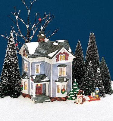 Village-Idiotz-Department-56-54682-The-Original-Snow-Village-Series-Glenhaven-House