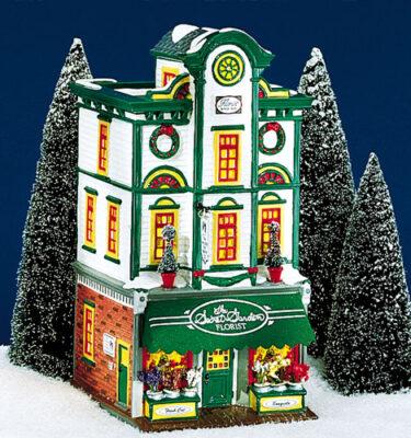 Village-Idiotz-Department-56-54885-The-Original-Snow-Village-Series-The-Secret-Garden-Florist
