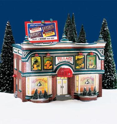 Village-Idiotz-Department-56-54913-The-Original-Snow-Village-Series-Hersheys-Chocolate-Shop