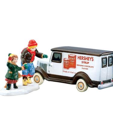 Village-Idiotz-Department-56-54924-The-Original-Snow-Village-Series-Kids-Love-Hersheys