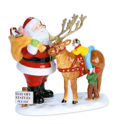Village-Idiotz-Department-56-55254-The-Original-Snow-Village-Series-Main-Street-Town-Santa