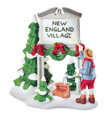 Village-Idiotz-Department-56-56592-New-England-Village-Series-Fresh-Paint-New-England-Village-Sign