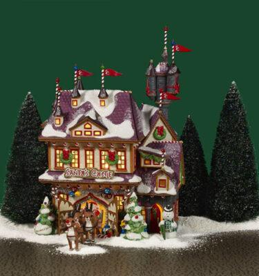 Village-Idiotz-Department-56-56768-North-Pole-Series-Santas-Castle