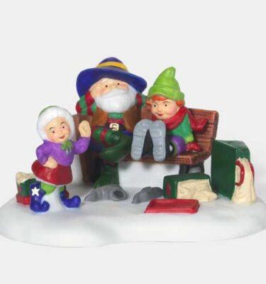 Village-Idiotz-Department-56-56856-Elf-Land-A-Perfect-Fit