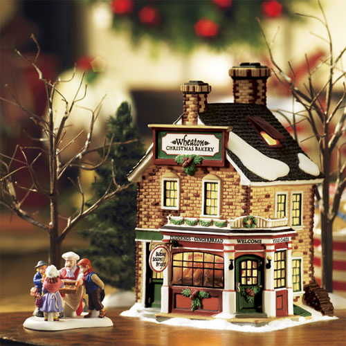 Department 56 New England Village Series Quot Wheaton