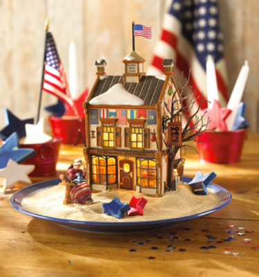 Village-Idiotz-Department-56-57003-New-England-Village-Series-Knickerbocker-Flag-Company