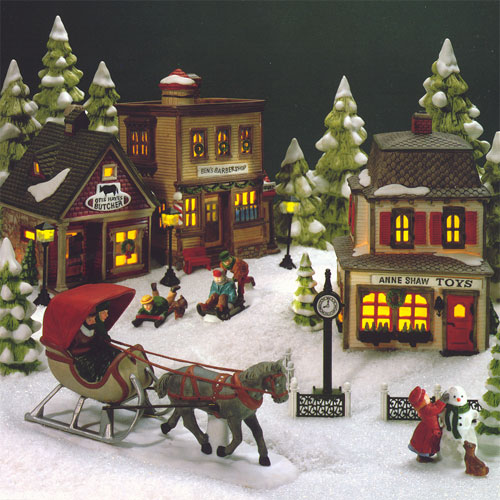 Department 56 New England Village Series Quot Otis Hayes