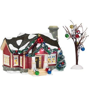 Village Idiotz - Department 56 - The Original Snow Series - The Ornament House - 4036562